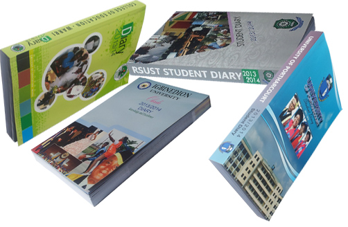 Students' Diary and Planner